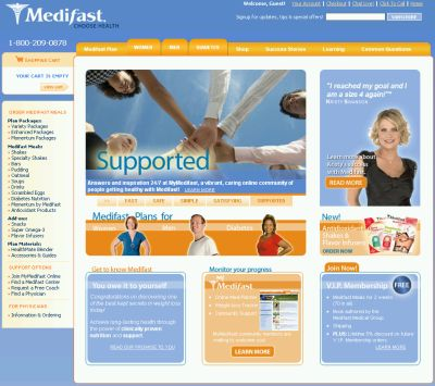 Medifast Weight Loss Program 2 Weeks for Free Coupon Code - Exp. July 22, 08 - Free Stuff Page Freebies