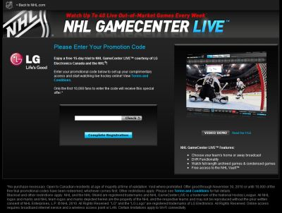 Save instantly from 15 working NHL GameCenter coupons & offers this November at ninggifunan.ga Use NHL GameCenter Live promo code to save now.