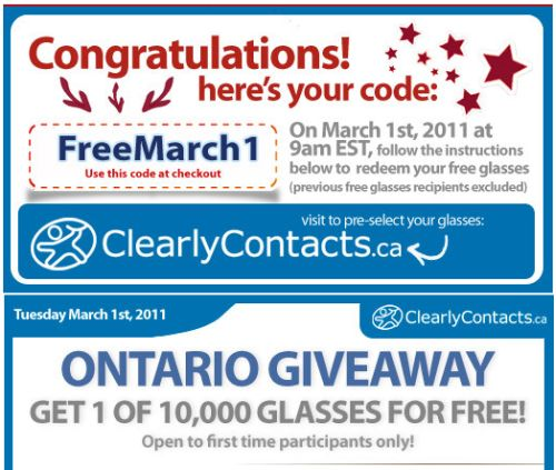 Clearly contacts coupon codes transit