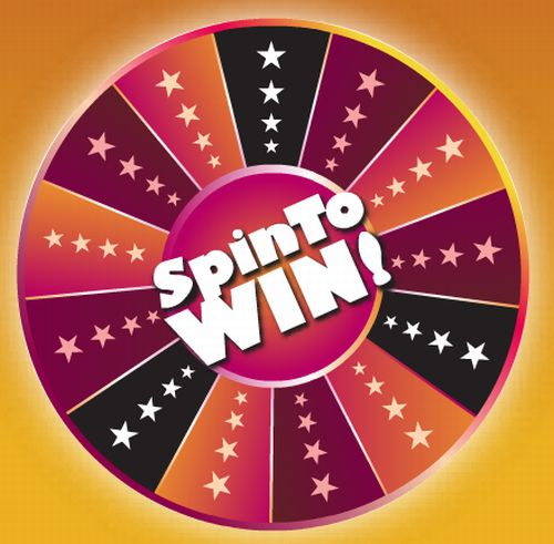 spin to win wheel parts