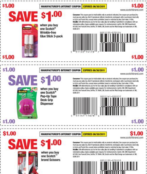 printable coupons april 2011. Printable Coupons – US