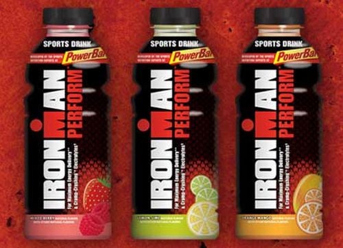 Powerbar Ironman Perform Sports Drink Free Sample - US