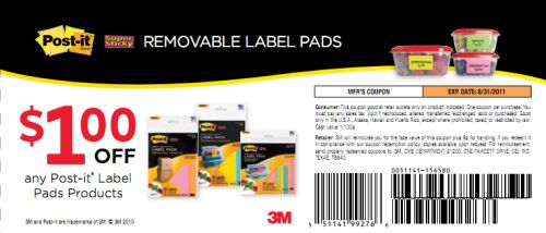 3m canada coupons