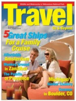 Mercury Magazines Free Subscription to Travel 50 & Beyond Magazine