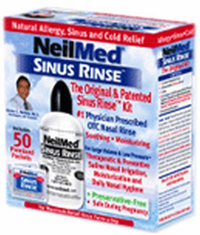 NeilMed Pharmaceuticals - Free Sinus Rinse Bottle or Neti Pot for ...