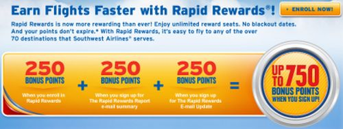 Past Southwest Airlines Coupon Codes