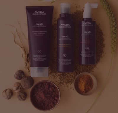 Aveda Free 10mL Sample of the Invati Exfoliating Shampoo and Thickening Conditioner - Canada