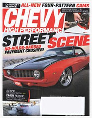 FreeBizMag Free Subscription to Chevy High Performance Magazine - US