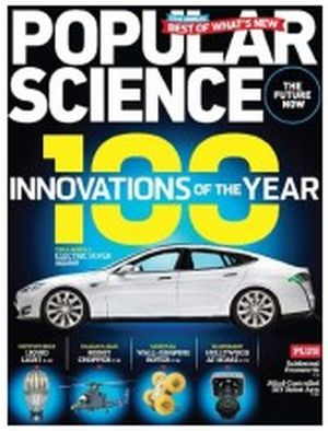 Mercury Magazines Free Subscription to Popular Science Magazine - US