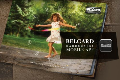 The Belgard Hardscapes Idea Book - Canada and US