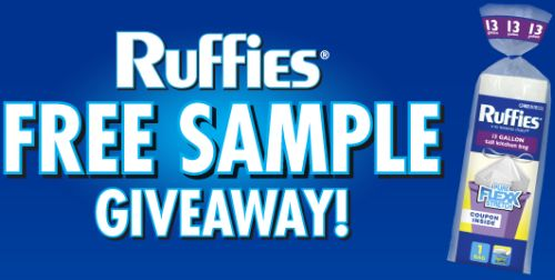 Ruffies Brand Trash Bags Free Sample - US