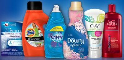 P&G Try Before You Buy Sampler Free P&G Product Samples - Canada