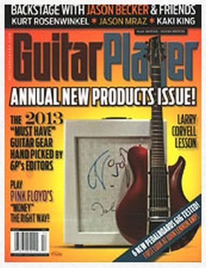 Freebizmag Free One-Year Subscription to Guitar Player Magazine - US