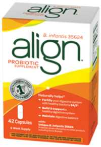 Align Probiotic Supplement Free 7-Day Sample - US