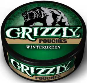 Grizzly Smokeless Tobacco Free Sticker - US