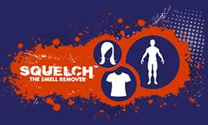 Squelch The Smell Remover Free Odor Eliminating Spray - US