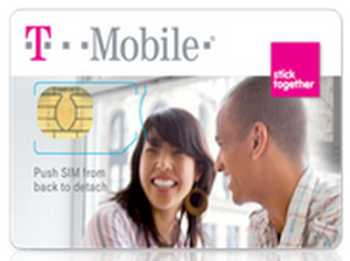 T-Mobile Free SIM Card Activation Kit - US