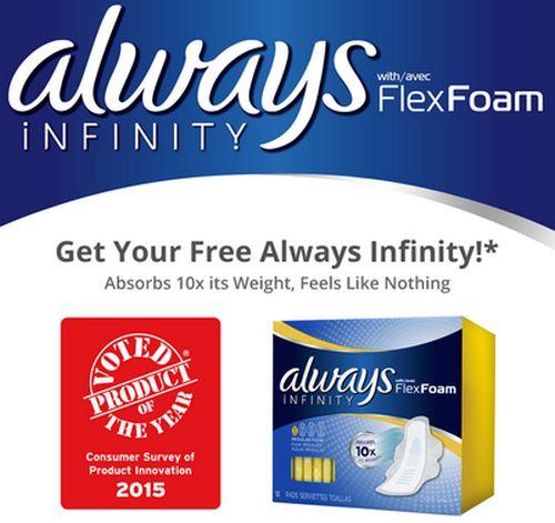 Always infinity coupons printable
