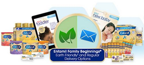 ENFAMIL FAMILY BEGINNINGS PROGRAM FREE STUFF
