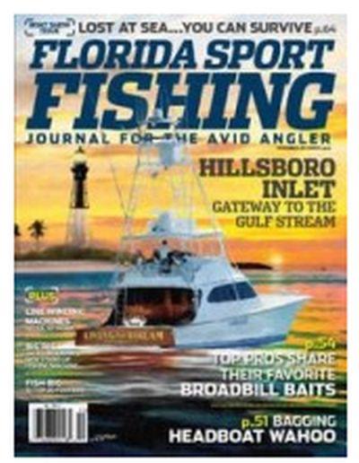 Mercury magazines free subscription to florida sport for Free fishing magazines