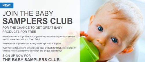free newborn baby items canada