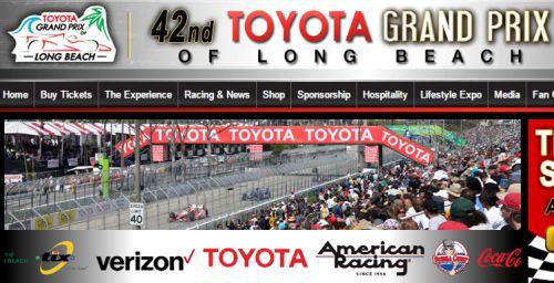 Toyota Grand Prix Long Beach Free Friday