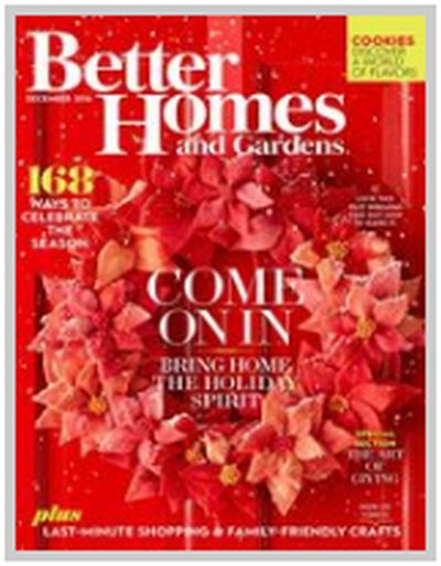 Freebizmag Free One Year Subscription To Better Homes And